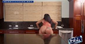 Cubana Lust Coco stunning black woman on a table Part 1 BLS, artonofrs