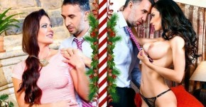 Digital Playground - Christmas Mistress Tia Cyrus Prefer Successful Guys, DigitalPlayground