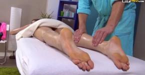 Kitana Lure Busty oiled girl goes for massage fucking 2016 HD, lankasyon