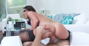 Dava Foxx Preston Parker in Housewife wants to fucked her tight pussy 1 on 1 NaughtyAmerica, Mazuresh