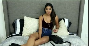 Katalina Mills latina teen POV casting, vincestsovva