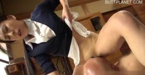 Busty Brunette Japanese Wife Anal Squirting, bondagelike