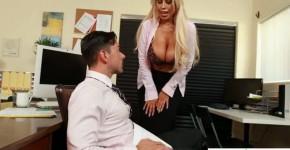 Bridgette B Ryan Driller Sex with a busty secretary in Naughty Office, brownangel