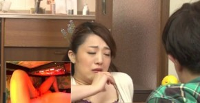 Hot Mother And Son Secretly Play The Incest Game Under Kotatsu 2 RCT 931, Supondger