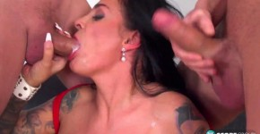 Very Hard Sex Sandra Sturm Big Tit Sex Star Gets Two Studs, irdone