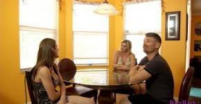 Dillion Carter In I Love My Daddy Camping Trip Late Night Surprise, fetishfootwtf