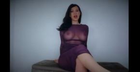 Hypnotic Madam Violet Complete Cock Control Solo, analdrill