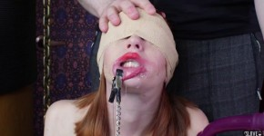 SlaveMouth Alexa Nova deeply takes a dick with a blindfold A Whore To Beholed, travelgirls