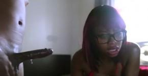 Raunchy Redhead Ebony Banks Loves Anal Creampie, bangmethree