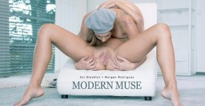 Babes - Ani Blackfox And Morgan Rodriguez Can't Have One Without The Other In Modern Muse, BabesNetwork