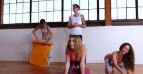 Anal Yoga All Sex Oral Big Tits Teen Kinsley Eden, zarazak