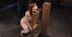 Sister Has Big Tits Alexa Nova Red Headed Rope Slut Gets Brutalized And Made To Cum, horizont1