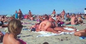 Compilation of beach nude sex, Greatrim