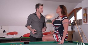 DDFNetwork DDFBusty Laura Orsolya Huge tits Wanton Distraction Engulf Her Cans With Loads Of Sperm, BlowTtttoixa