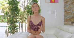 Pretty American Blonde Haley Reed Sucking and Blowing RealityKings, openupsholes