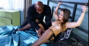 Dani Daniels Handcuffed Wife huge black cock in her mouth, Likehardcoresex