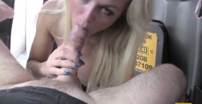 Rebecca Jane Smith Horny MILF Wants Cock and Sweet Pussy FakeTaxi, VedenoieFone1