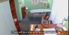 Ani Blackfox russian hidden camera fake hospital, pornfor1