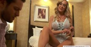Brandi Love Night sexy mature girl in black stockings, OrgazmuzOk
