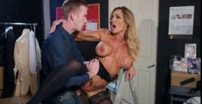 Aubrey Black goodfuck One Slutty Shopping Spree Pornstars Like It Big, Margomargo