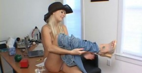 Jana Jordan Solo At The Office 2, goodnight