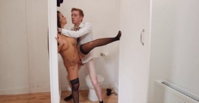 Susy Gala Girl in black stockings Cock in the Stall Big Tits At Work, MondayCitolity