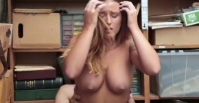 Dakota Rain she has to fuck in the office on the table Shoplyfter, INgecen