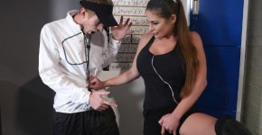 Brazzers - Cathy Heaven Demands Hot Attention In Physical Education, Brazzers