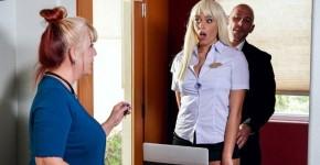 Brazzers - Checking Into Blonde Athena Palomino, Brazzers