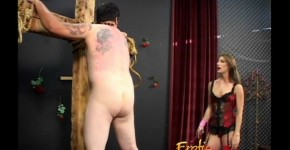 Sexy Brandi Lyons Tests Her Vagina Limits in a BDSM, mysnake
