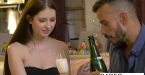 Elegant Hot Anal New Years Resolution starring Rebecca Volpetti and Vinny Star clip, aligator785