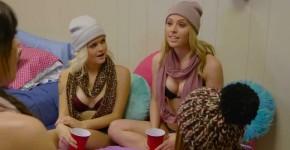 Aubrey Sinclair Madison Hart Haven Rae Young Girls Buck Wild DareDorm, Tyler4