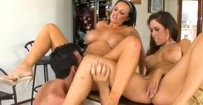 Capri Cavanni Kerry Louise 2 Fiery Chicks Same Time REMASTERED, juicydicksss
