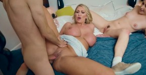 Brazzers Momsincontrol Sneaky Slut Needs To Learn Fira Ventura Leigh Darby Perfect Body Sex, JeranMan