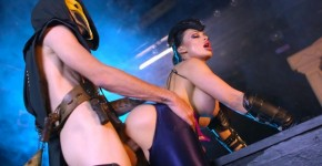 Brazzers Aletta Ocean Oversnatch A XXX Parody Best Cosplay 2016, porn_lover_Hello_France