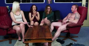 Anna Joy Ava Austen And Bonnie Rose PureCFNM Strip Poker Voyeurs, cadencelux