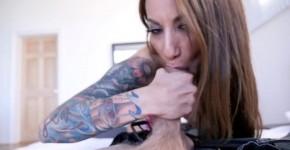 tattooed tiny tits whore stassi sinclair swallow monster jizz mofos new, himberklimm
