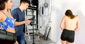 Gorgeous Blonde Hayden Hennessy Getting Naked At Stunt, sarah1179