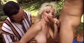 Ashley Anne MILF amazing blonde outdoors getting fucked by the pool, Tanaicela