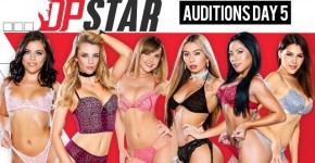 Casting With Adriana Chechik, Blake Eden And Other In DP Star 3 Audition Episode 5, DigitalPlayground