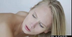Dakota James sweet blonde takes a big black cock, greatblowjobfromMILF