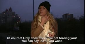 Euro Slut Sucks Stranger Cock Video Chrissy Fox Public Pick Ups, Bangmebang
