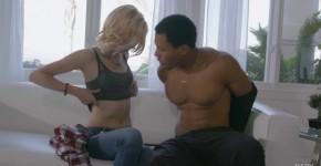 Pretty Blonde Babe Haley Reed Gets Drilled Hard by BBC DarkX, juicydicksss