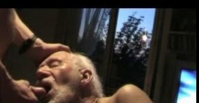 Old Guy Swallowing Cum, Gimizophas
