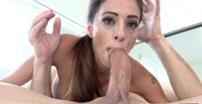 eva long Busty brunette swallows his sperm DeepthroatSirens, rutaym