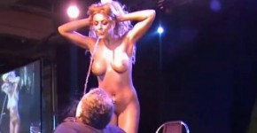 Beurette stripper, Eurobuutt