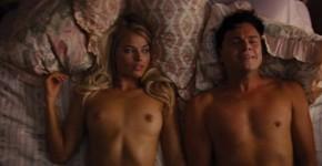 Margot Robbie Elegant Blonde The Wolf of Wall Street Sex Scenes, Cucmber37