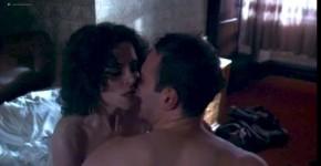 Intriguing Girl Leslie Hope nude Paris France 1993, rerichel