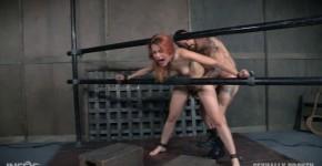 Amarna Miller swallows a cock deep in the mouth sexuallybroken, Elpapa