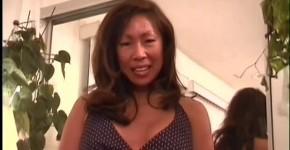 Hot Asian Milf Gets Splooge On Her Chest, alextom